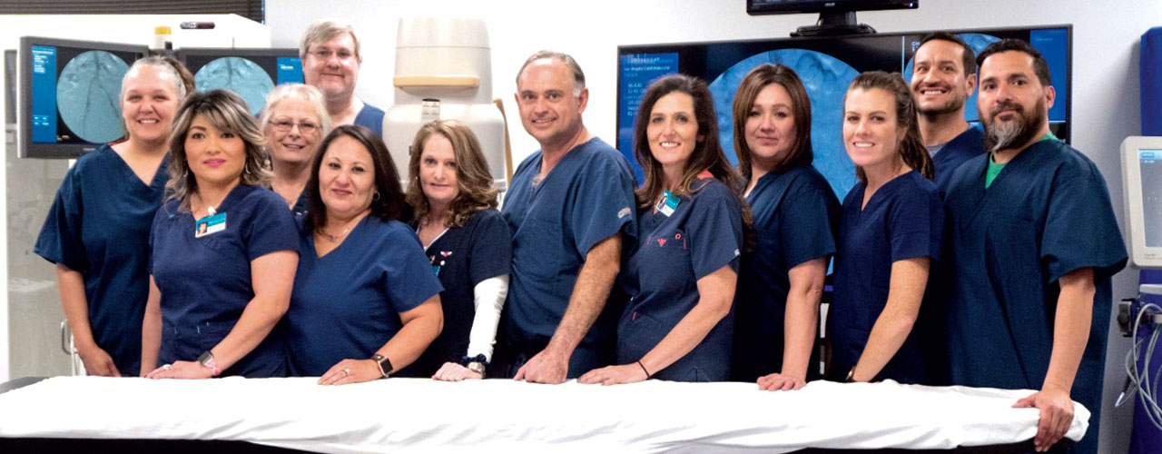 Cardiology Associates of West Texas Staff