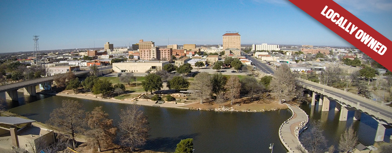 San Angelo, Texas Skyline